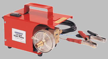 Tuthill® Portable 12V Brass Gear Pump Discontinued!