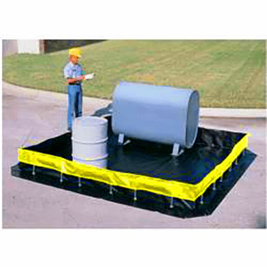 Ultra Portable Secondary Containment Berms 269 Gallon