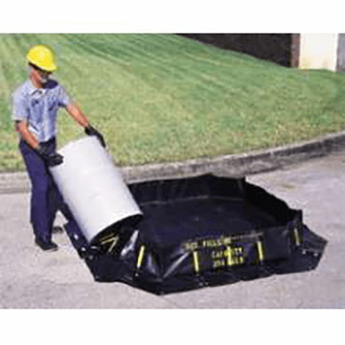 Ultra Portable Secondary Containment Berms 7405 Gallon