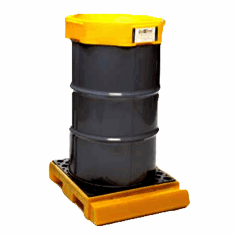 Ultra Spill Deck  66 Gallon 1-drum SpillDeck with bladder