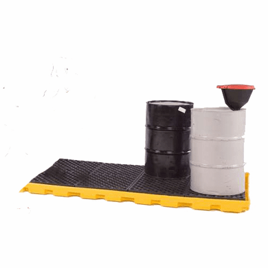 Ultra Spill Decks  75 Gallon 8-drum SpillDeck