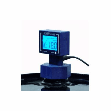 Ultrasonic Drum Gauges Continuously Monitors Fluid Level