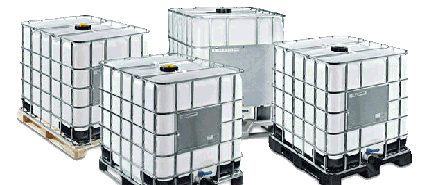 Used, Refurbished, Rebottled IBC's And Totes