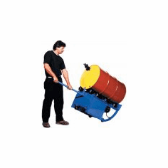 Variable Speed, TEFC, Steel Drum - Portable Drum Rotators