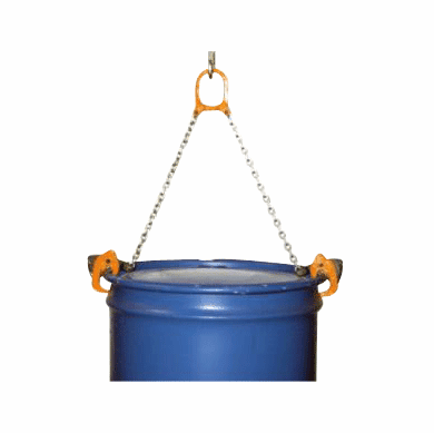Vertical Closed Head Drum Chain Lifter
