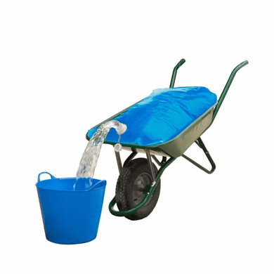 "Water Storage Bag, Wheel  Barrow Transport Water Bladder - 20 Gallon Emergency Water Storage<font color=""#FF0000""> Free Shipping</font></strong>"