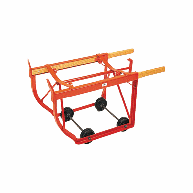 Welded Baytec's Most Popular Combination Drum Cradle, Polyolefin