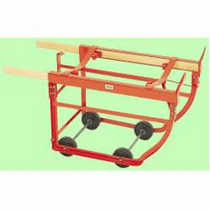 Welded Model - Baytec's Most Popular Combination Drum Cradle, Steel