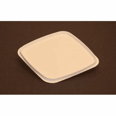 White lid for 824180-001-03 IPL Square Container 100 Case Pack