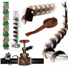 "XtremeFLEX® Heating Tapes and Cords<br><font color=""#008000"" >Free Shipping</font>"