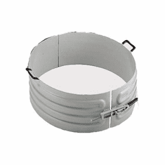 Zinc Metalized Steel, Heat or Cool 55 Gallon Drums, 1