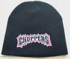 CHOPPERS MOTORCYCLE PUNK UNISEX MAN BEANIE HAT TUQUE