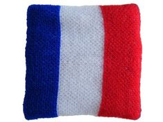 FRANCE  COUNTRY FLAG WRISTBAND SOCCER SPORTS