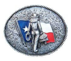 TEXAS FLAG US SOUTHERN SEXY COWGIRLS GIRLS BELT BUCKLES