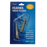 "Feather Switch Blade for 4 1/2"" Shear- Made in Japan"