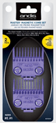 Andis 01900 Master Dual Magnetic 2-Comb Set (0, 1)