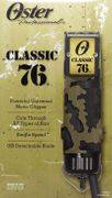 Oster 76076-297 Classic 76 Clipper Limited Edition Army Camo