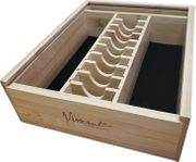 Vincent vt10202 Bamboo Counter Top Tray Small