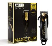 Wahl 8148-100 Limited Edition Black & Gold Cordless Magic Clip Clipper