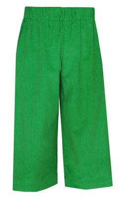 Anavini Boys Pull On Pants - Corduroy - Grass Green