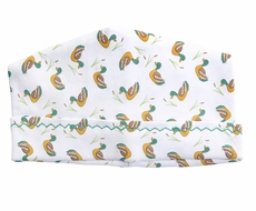Magnolia Baby Boys / Girls Duck Pond Printed Hat