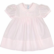 Feltman Brothers Baby Girls Easter Bunny Dress - Pink