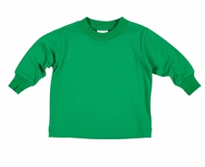 Florence Eiseman Baby Boys Green Knit Shirt