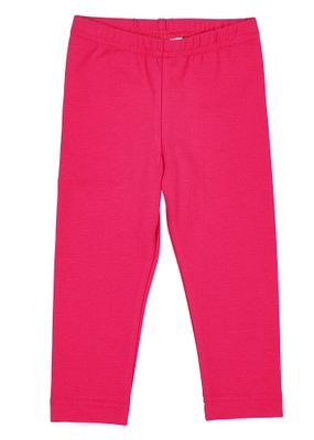 Florence Eiseman Knits Girls Leggings - Magenta Pink