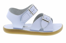 Footmates Boys / Girls Shoes - Tide Sandals - Light Blue