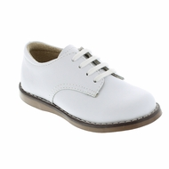 Footmates Boys Shoes - Willy - White
