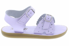 Footmates Girls Shoes - Ariel Sandals - Lavender