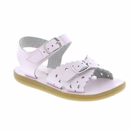 Footmates Girls Shoes - Ariel Sandals - Rose Pink