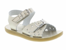 Footmates Girls Shoes - Ariel Sandals - Soft Gold