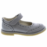 Footmates Girls Shoes - Lydia - Burnished Gray