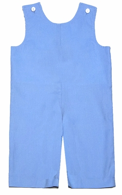 Funtasia Color Works Baby / Toddler Boys Corduroy Longall - Periwinkle Blue