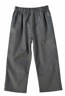 Funtasia Too Boys Pull On Pants - Corduroy - Gray