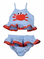Girls Swimsuits - Tankini & Bikini