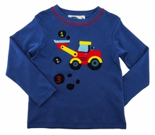 Gnu Brand for Boys - Blue Truck Tee Shirt