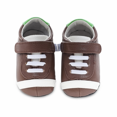 Jack & Lily Baby / Toddler Boys Shoes - Vince Football - Brown