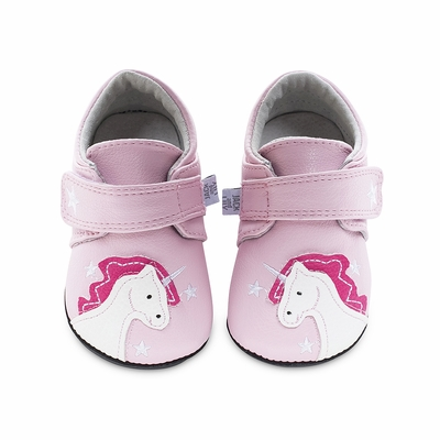 Jack & Lily Baby / Toddler Girls Shoes - Pink Dixie Unicorns