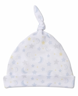 Kissy Kissy Baby Boys Blue / Yellow Super Stars & Moon Hat