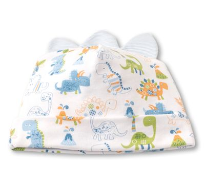 Kissy Kissy Baby Boys Dino Dash Novelty Hat