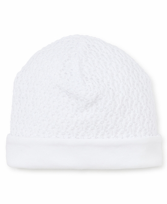 Kissy Kissy Baby Boys / Girls Enchantment White Hat