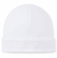 Kissy Kissy Baby Boys / Girls White Special Occasion Collection Smocked Hat