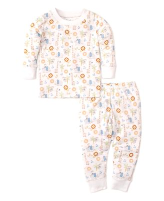 Kissy Kissy Baby Boys Jungle Joy Animals Print Snug Fit Pajamas