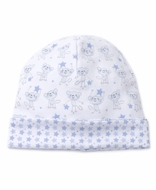 Kissy Kissy Baby Boys Monkey Moves Hat - Blue