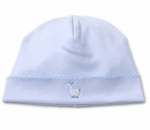 Kissy Kissy Baby Boys Premier Llama Family - Blue Hat