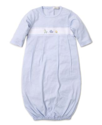 Kissy Kissy Baby Boys Premier Pull Toys Sack Gown - Blue