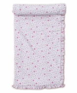 Kissy Kissy Baby Girls Garden Treasure Pink Floral Blanket