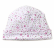 Kissy Kissy Baby Girls Garden Treasure Pink Floral Hat
